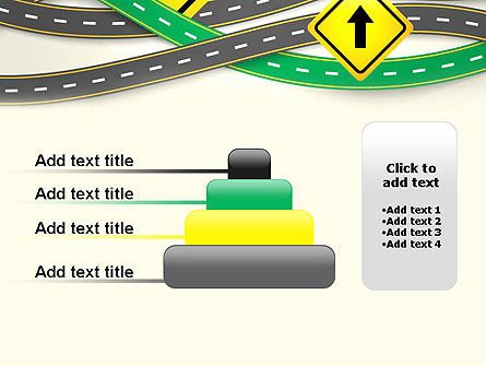 Road Trip PowerPoint Template Slide 8