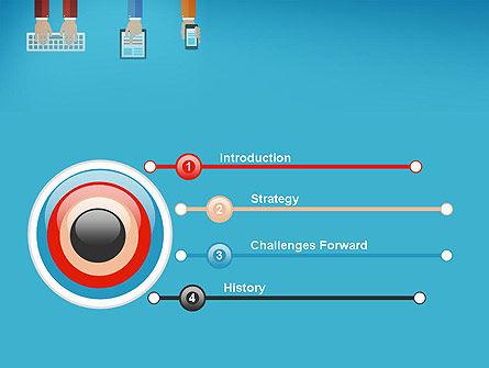 Digitization PowerPoint Template, Slide 3, 13695, Technology and Science — PoweredTemplate.com