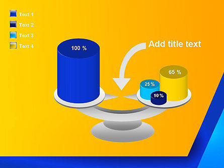 Angular Abstract PowerPoint Template Slide 10