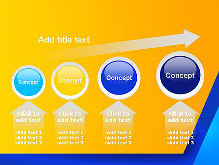Angular Abstract PowerPoint Template Slide 13