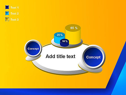Angular Abstract PowerPoint Template Slide 16