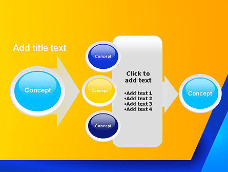 Angular Abstract PowerPoint Template Slide 17