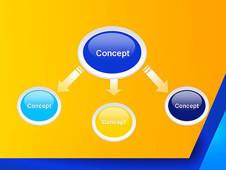 Angular Abstract PowerPoint Template Slide 4