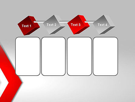 Angle of Large Triangle PowerPoint Template Slide 18