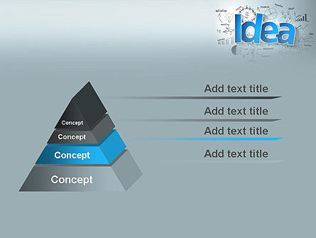 Big Ideas Inspiration PowerPoint Template, Slide 4, 13712, Business Concepts — PoweredTemplate.com