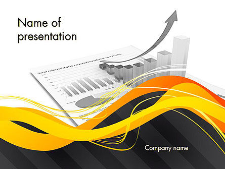Pricing Analytics PowerPoint Template, 13713, Financial/Accounting — PoweredTemplate.com