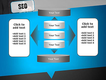 SEO Solution PowerPoint Template Slide 13
