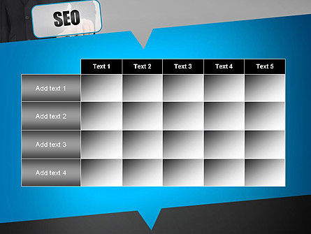 SEO Solution PowerPoint Template Slide 15