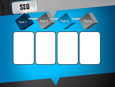 SEO Solution PowerPoint Template Slide 18