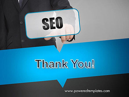 SEO Solution PowerPoint Template Slide 20