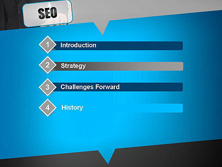 SEO Solution PowerPoint Template, Slide 3, 13714, Careers/Industry — PoweredTemplate.com