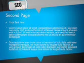 SEO Solution PowerPoint Template#2