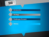 SEO Solution PowerPoint Template#3