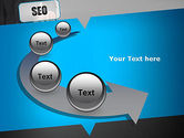 SEO Solution PowerPoint Template#6