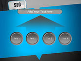 SEO Solution PowerPoint Template#8