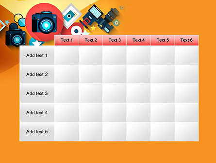 Mirrorless Camera and Equipment PowerPoint Template Slide 15