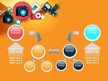 Mirrorless Camera and Equipment PowerPoint Template Slide 19