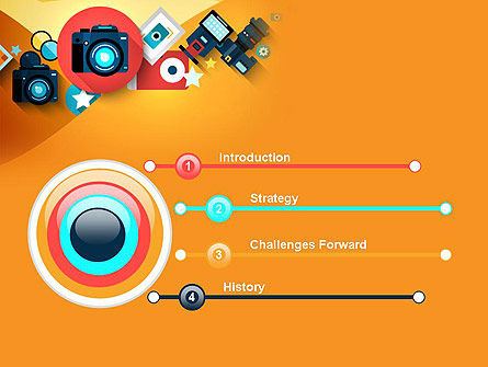 Mirrorless Camera and Equipment PowerPoint Template Slide 3
