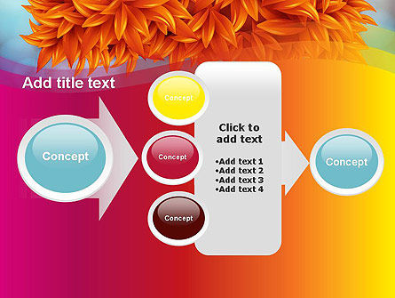 Fall Fantasy PowerPoint Template Slide 17