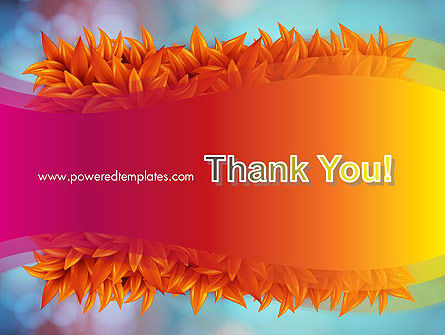 Fall Fantasy PowerPoint Template Slide 20
