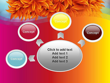 Fall Fantasy PowerPoint Template Slide 7