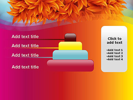Fall Fantasy PowerPoint Template Slide 8