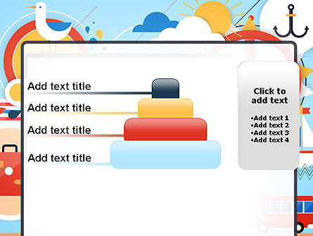 Vacation Background PowerPoint Template Slide 8