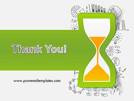 Time Glass PowerPoint Template Slide 20