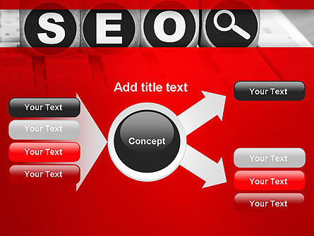SEO Services PowerPoint Template Slide 14