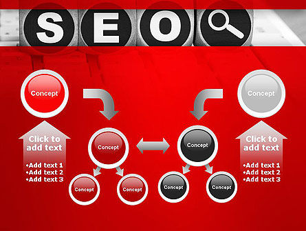 SEO Services PowerPoint Template Slide 19