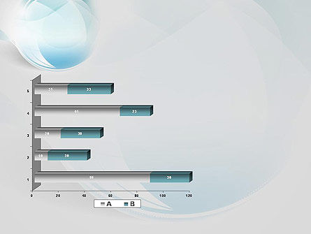 Water Drop Themed Abstract PowerPoint Template Slide 11