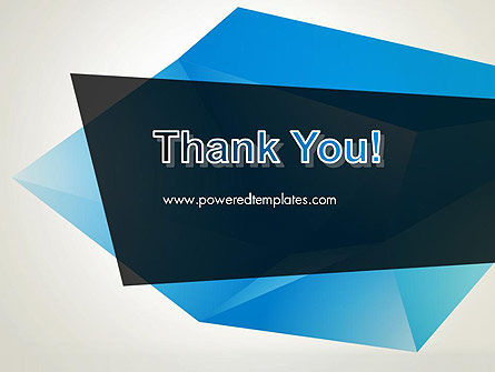 Abstract Broken Ice PowerPoint Template Slide 20
