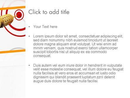 Multiple Targets PowerPoint Template, Slide 3, 13742, Business Concepts — PoweredTemplate.com