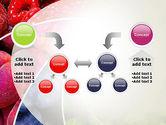 Fruits Swirl PowerPoint Template#19