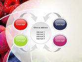 Fruits Swirl PowerPoint Template#6