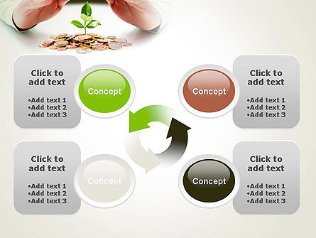 Green Finance PowerPoint Template Slide 9