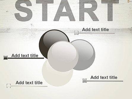 Start PowerPoint Template Slide 10