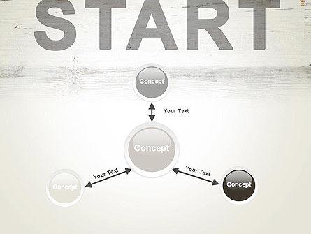 Start PowerPoint Template Slide 14