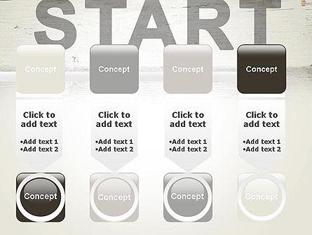 Start PowerPoint Template Slide 18