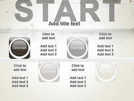 Start PowerPoint Template Slide 19