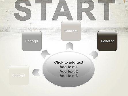 Start PowerPoint Template Slide 7