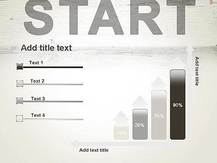 Start PowerPoint Template Slide 8