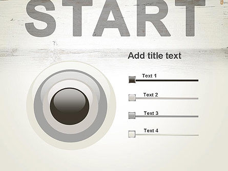 Start PowerPoint Template Slide 9