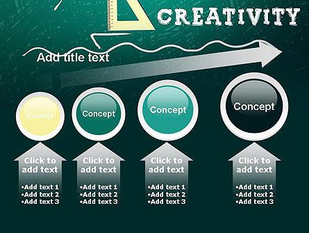 Creativity School PowerPoint Template Slide 13