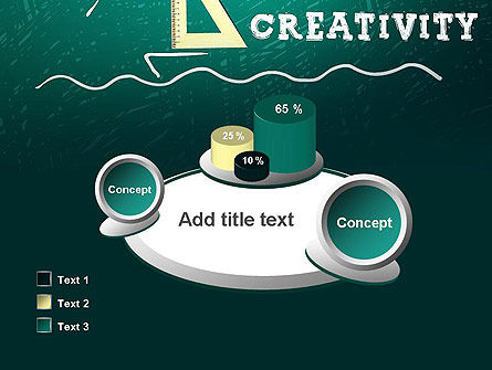 Creativity School PowerPoint Template Slide 16