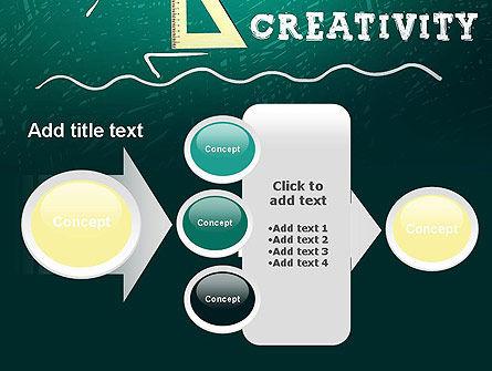 Creativity School PowerPoint Template Slide 17