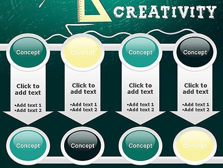 Creativity School PowerPoint Template Slide 18