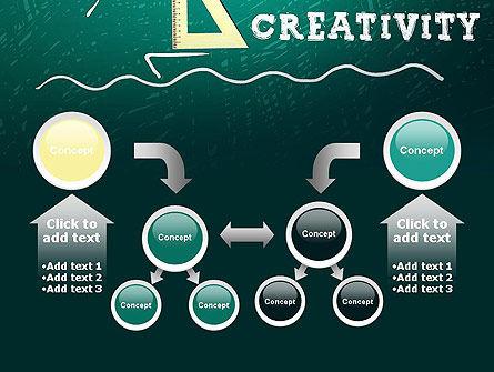 Creativity School PowerPoint Template Slide 19