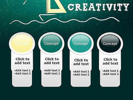 Creativity School PowerPoint Template Slide 5