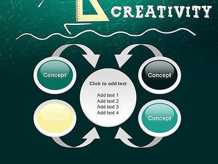 Creativity School PowerPoint Template Slide 6